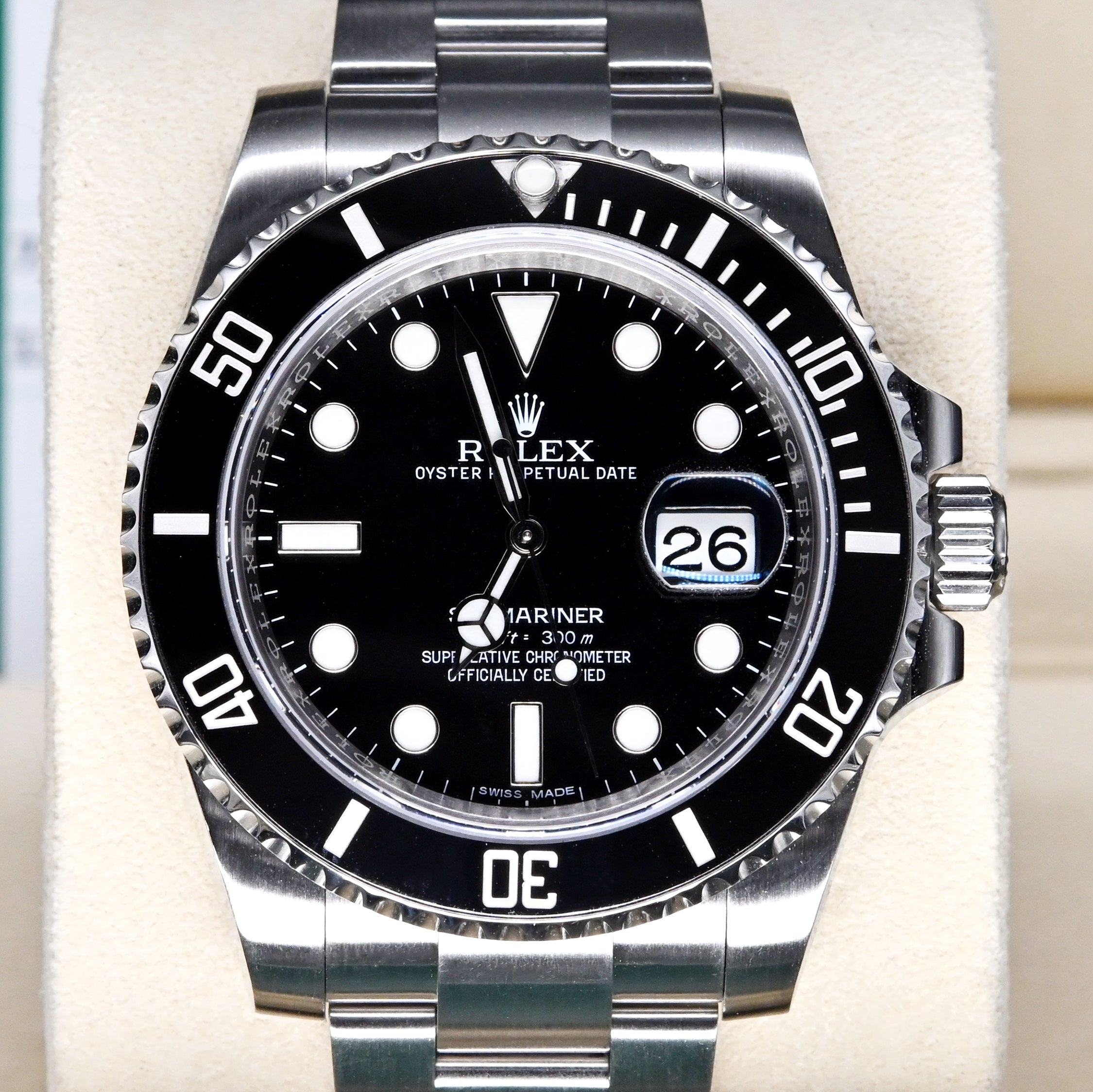 [Pre-Owned Watch] Rolex Submariner Date 40mm 116610LN (Out of Production) (888)
