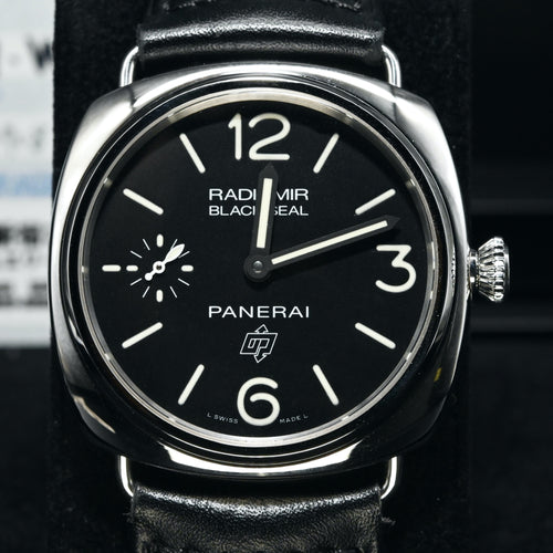[Pre-Owned Watch] Panerai Radiomir Black Seal Logo 45mm PAM00380 (Out of Production)