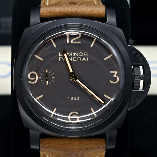 [Pre-Owned Watch] Panerai Luminor Composite 1950 3 Days 47mm PAM00375 (Limited Edition)
