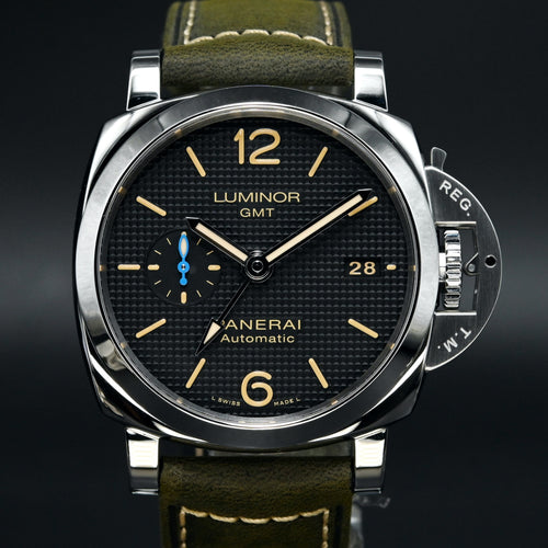 [Brand New Watch] Panerai Luminor 1950 3 Days GMT Automatic Acciaio 42mm PAM01535