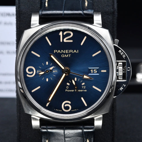 [Pre-Owned Watch] Panerai Luminor Due GMT Power Reserve 45mm PAM00964