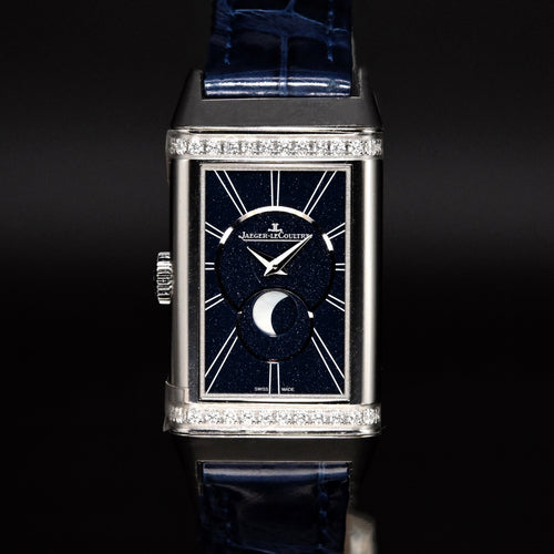 [Brand New Watch] Jaeger-LeCoultre Reverso One Duetto Moon 20mm Q3358420