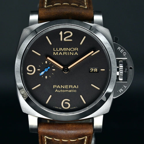 [Brand New Watch] Panerai Luminor Marina 1950 3 Days Automatic Titanio 44mm PAM01351