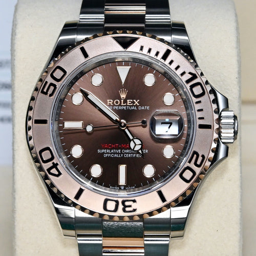 [Pre-Owned Watch] Rolex Yacht-Master 40mm 126621 Chocolate Dial