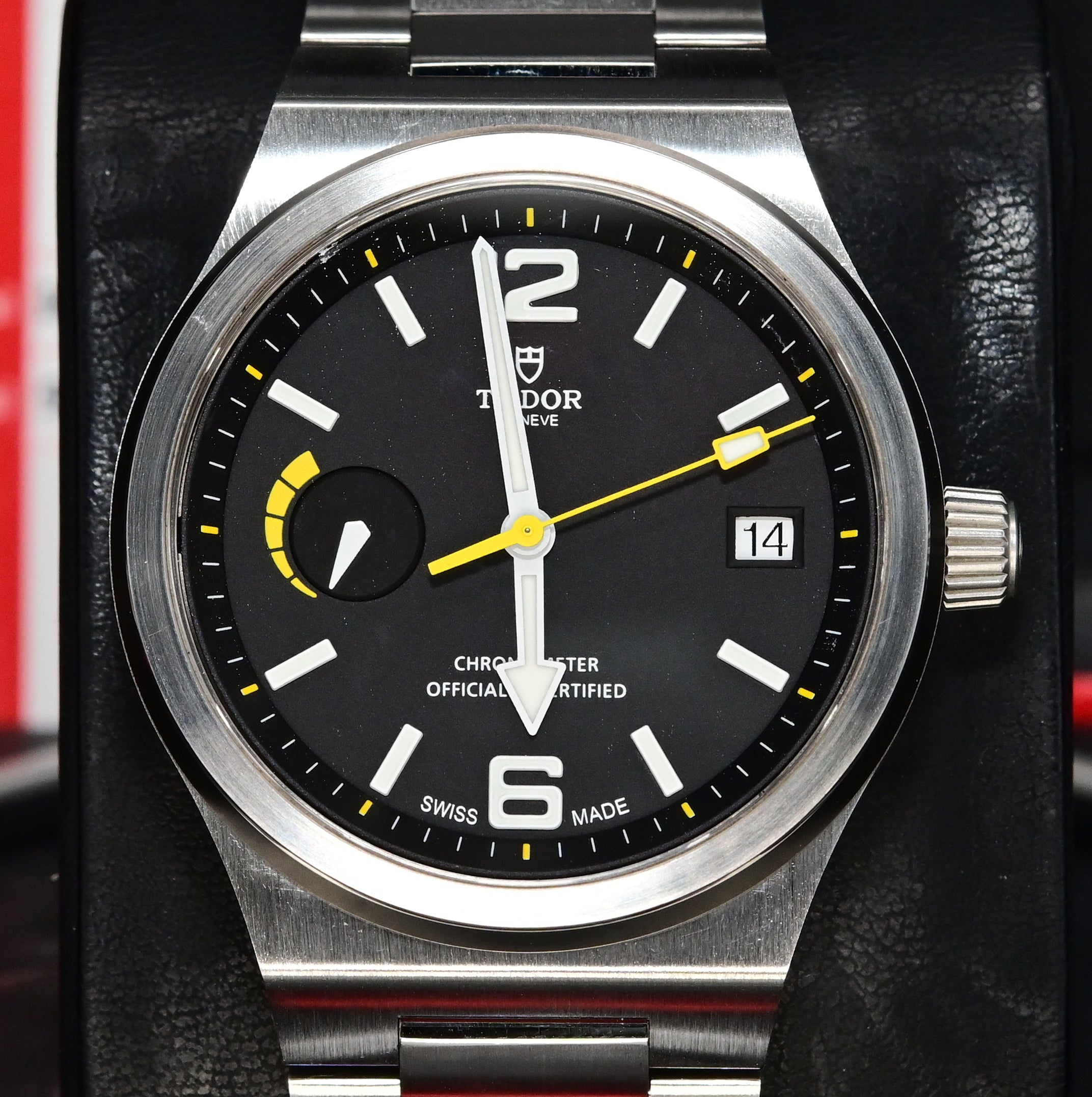[Pre-Owned Watch] Tudor North Flag 40mm 91210N (888)