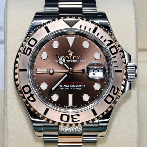 [Pre-Owned Watch] Rolex Yacht-Master 40mm 116621 Chocolate Dial (Out of Production)