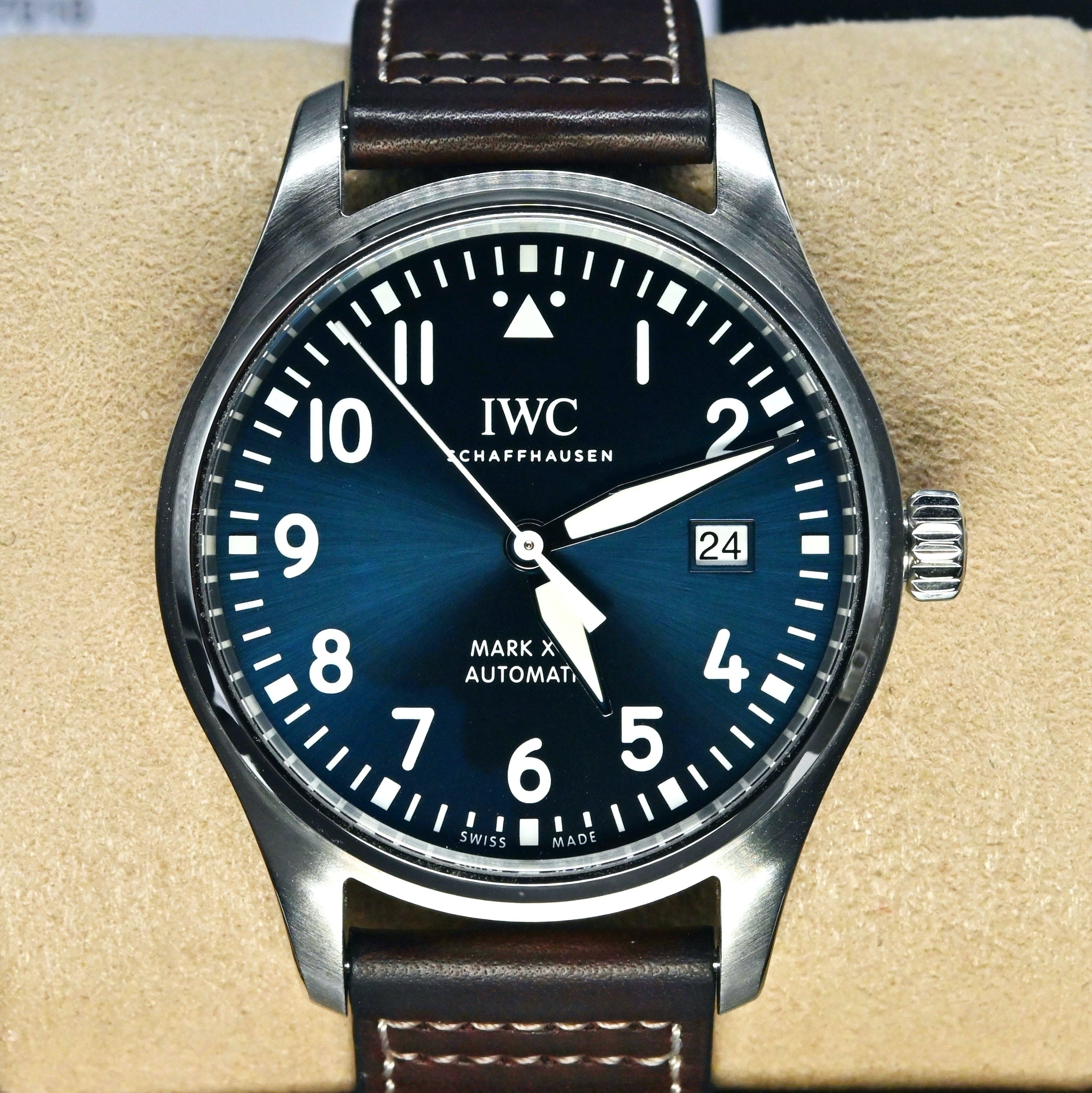 "[Pre-Owned Watch] IWC Pilot's Watch Mark XVIII Edition ""Le Petit Prince"" 40mm IW327010 (""Le Petit Prince"" Special Edition)"