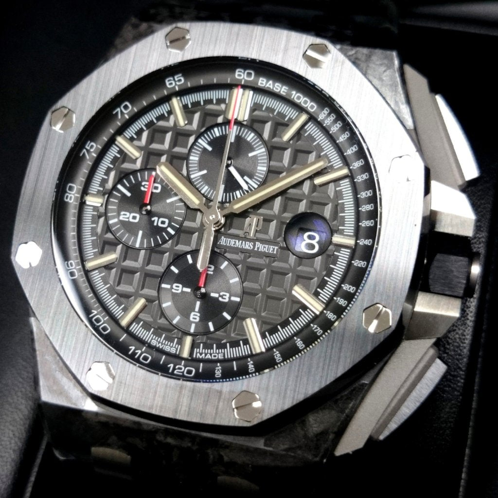 Audemars Piguet Royal Oak Offshore Chronograph 44mm 26400AU.OO.A002CA.01 (Out of Production)
