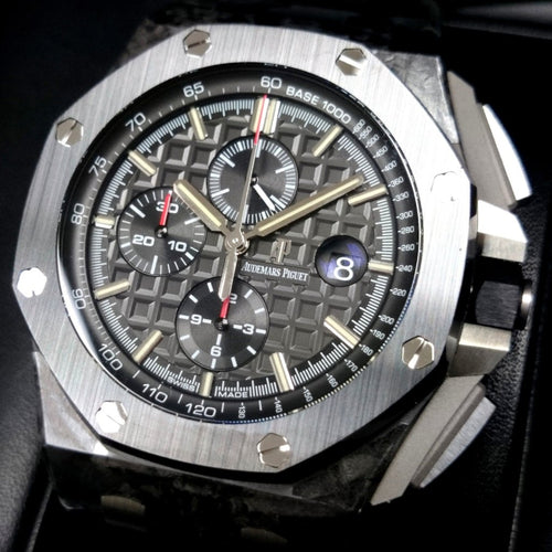 [Brand New Watch] Audemars Piguet Royal Oak Offshore Chronograph 44mm 26400AU.OO.A002CA.01 (Out of Production)