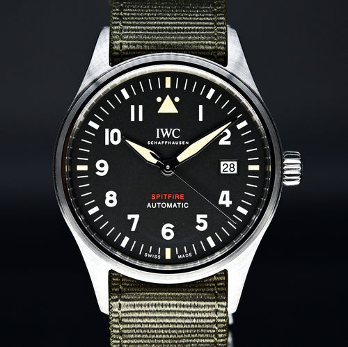 [Brand New Watch] IWC Pilot's Watch Automatic Spitfire 39mm IW326801