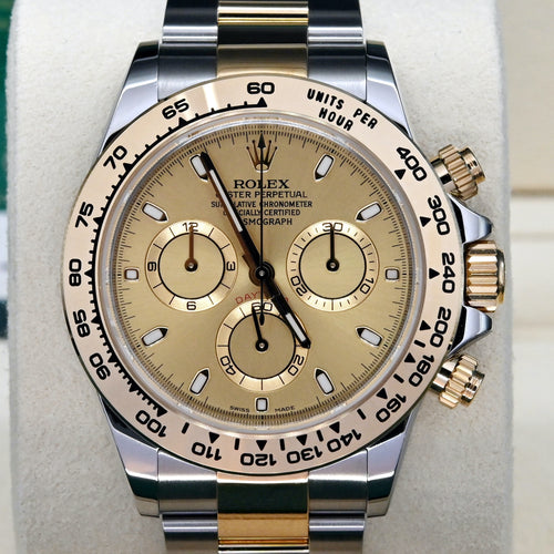 [Pre-Owned Watch] Rolex Cosmograph Daytona 40mm 116503 Champagne Dial (888)
