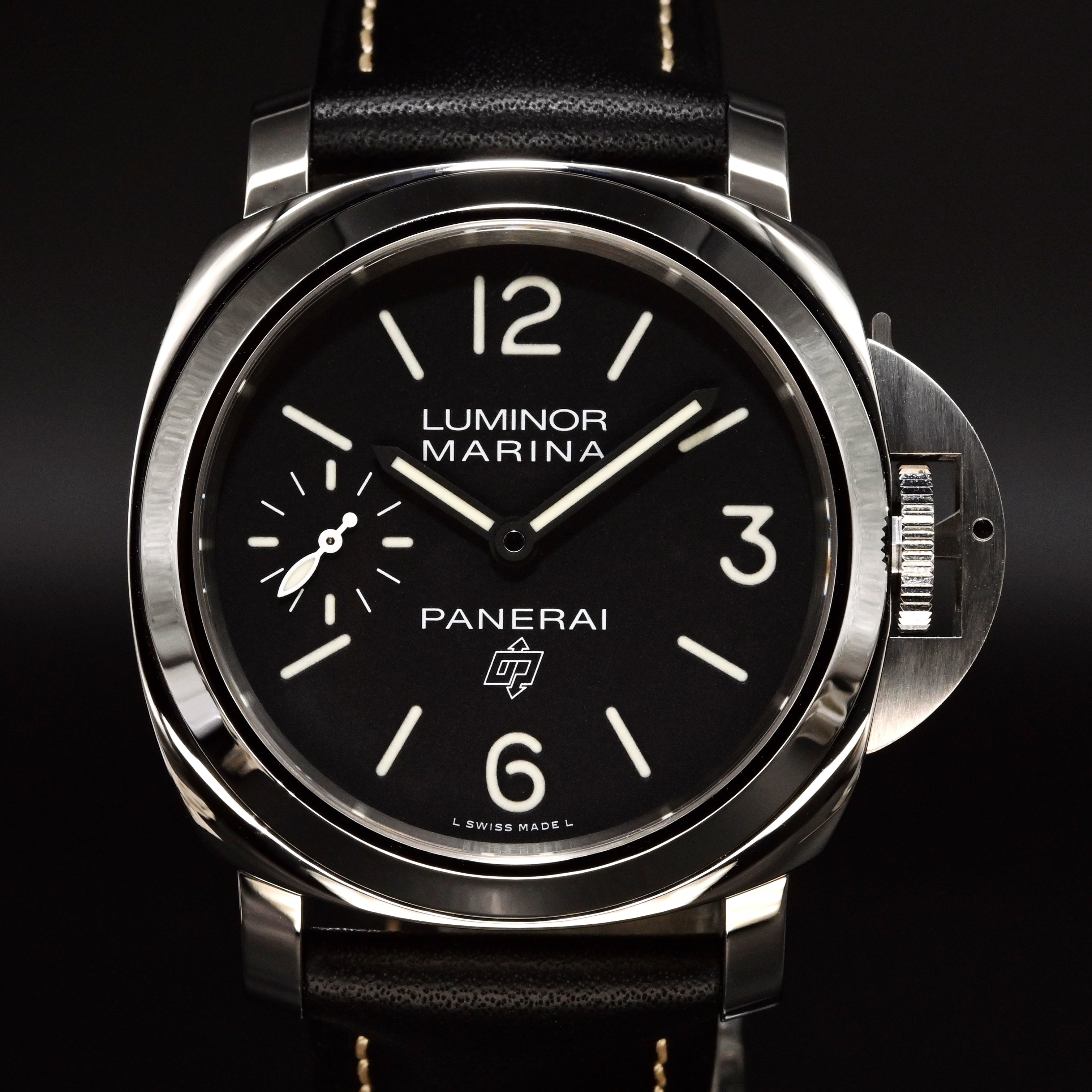 [Brand New Watch] Panerai Luminor Marina Logo 3 Days Acciaio 44mm PAM00776