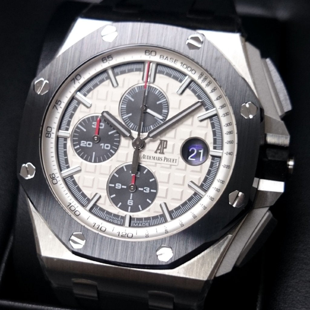[Brand New Watch] Audemars Piguet Royal Oak Offshore Chronograph 44mm 26400SO.OO.A002CA.01 (Out of Production)