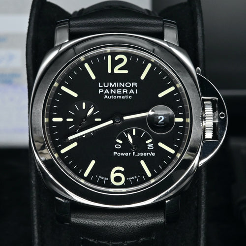 [Pre-Owned Watch] Panerai Luminor Power Reserve Automatic Acciaio 44mm PAM00090(Out of Production)