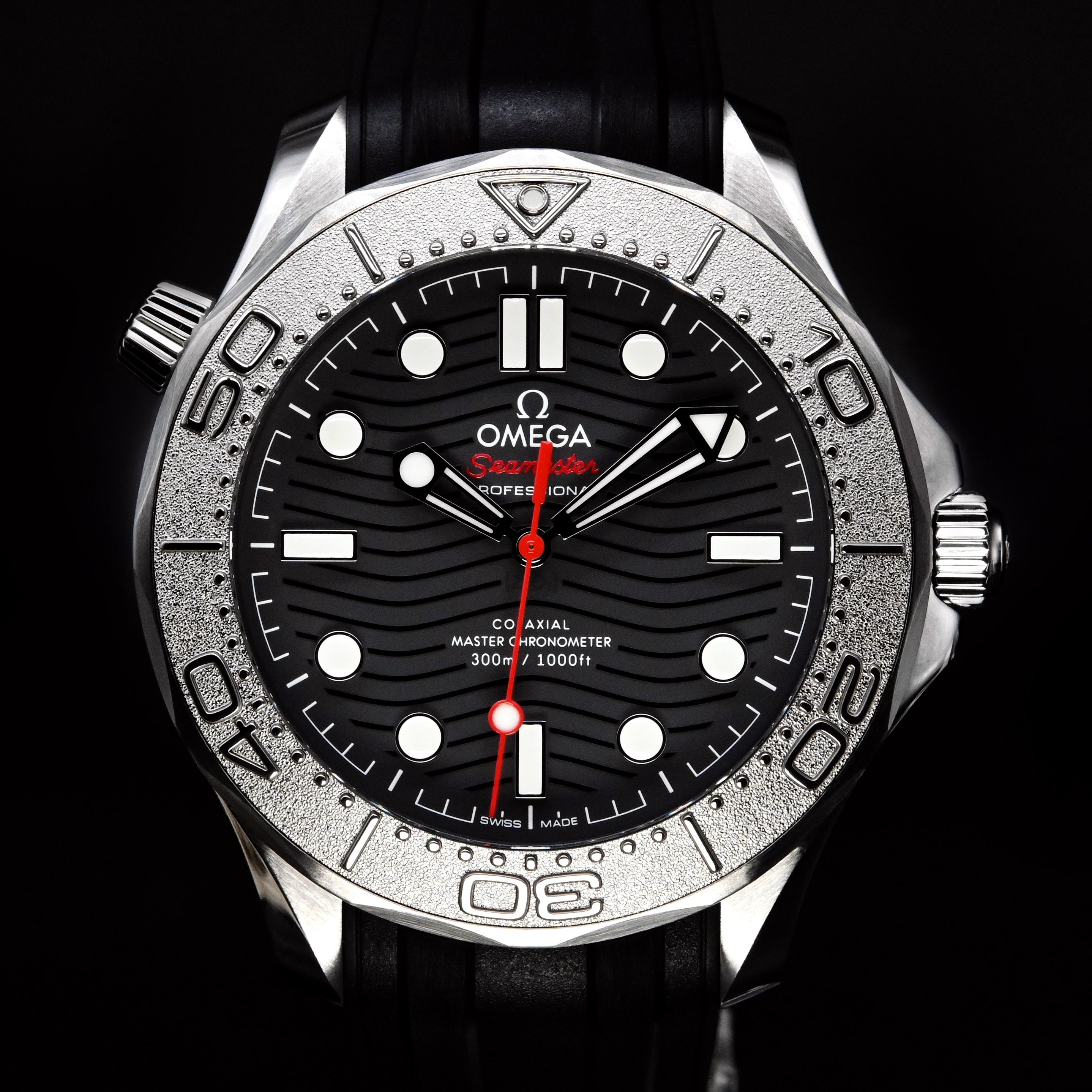 [Brand New Watch] Omega Seamaster Diver 300m Co-Axial Master Chronometer 42mm 210.32.42.20.01.002 (Nekton Edition)