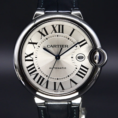 [Brand New Watch] Cartier Ballon Bleu de Cartier Watch 42mm W69016Z4