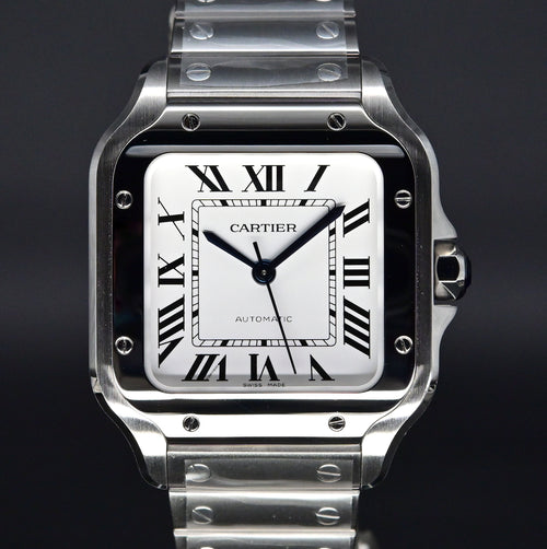 [Brand New Watch] Cartier Santos de Cartier 35.1mm WSSA0029