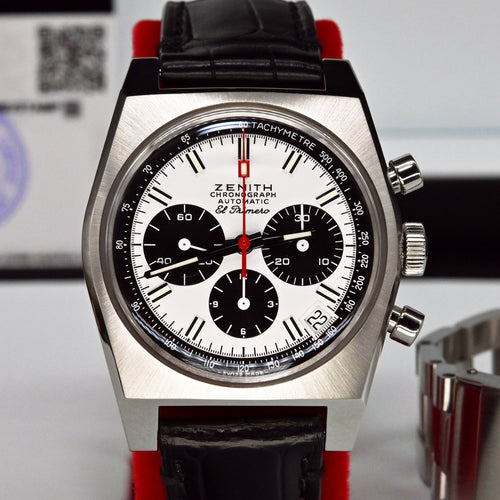 [Pre-Owned Watch] Zenith Chronomaster Revival El Primero A384 37mm 03.A384.400/21.M384