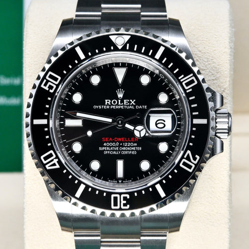 [Pre-Owned Watch] Rolex Sea-Dweller 43mm 126600 (Mark II)
