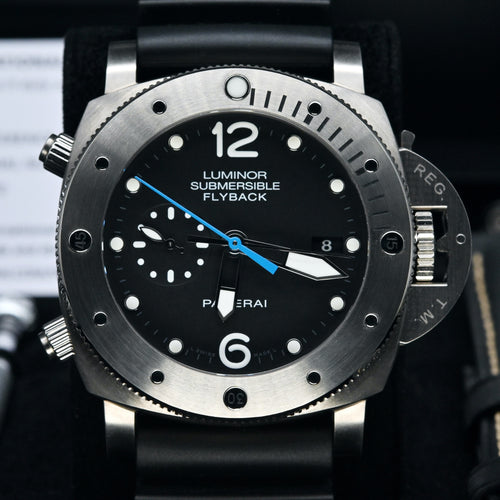 [Pre-Owned Watch] Panerai Submersible Chrono 47mm PAM00614