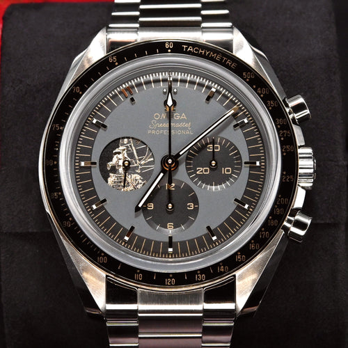 [Pre-Owned Watch] Omega Speedmaster Moonwatch Anniversary Limited Series Apollo 11 42mm 310.20.42.50.01.001 (Limited Edition of 6,969 Pieces)