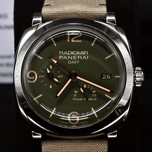[Pre-Owned Watch] Panerai Radiomir GMT Power Reserve 45mm PAM00999