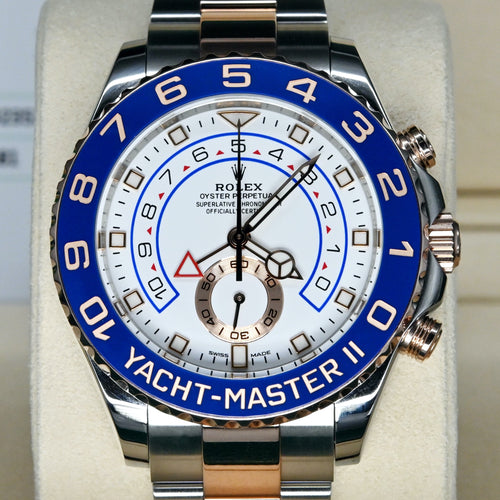 [Pre-Owned Watch] Rolex Yacht-Master II 44mm 116681 (Mark II)