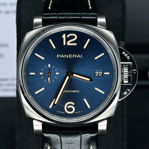 [Pre-Owned Watch] Panerai Luminor Due Acciaio 42mm PAM00927