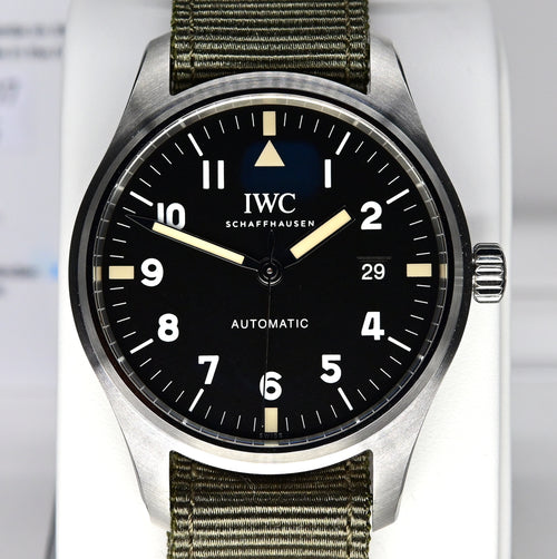 "[Pre-Owned Watch] IWC Pilot's Watch Mark XVIII Edition ""Tribute to Mark XI"" 40mm IW327007 (Limited Edition of 1,948 Pieces)"