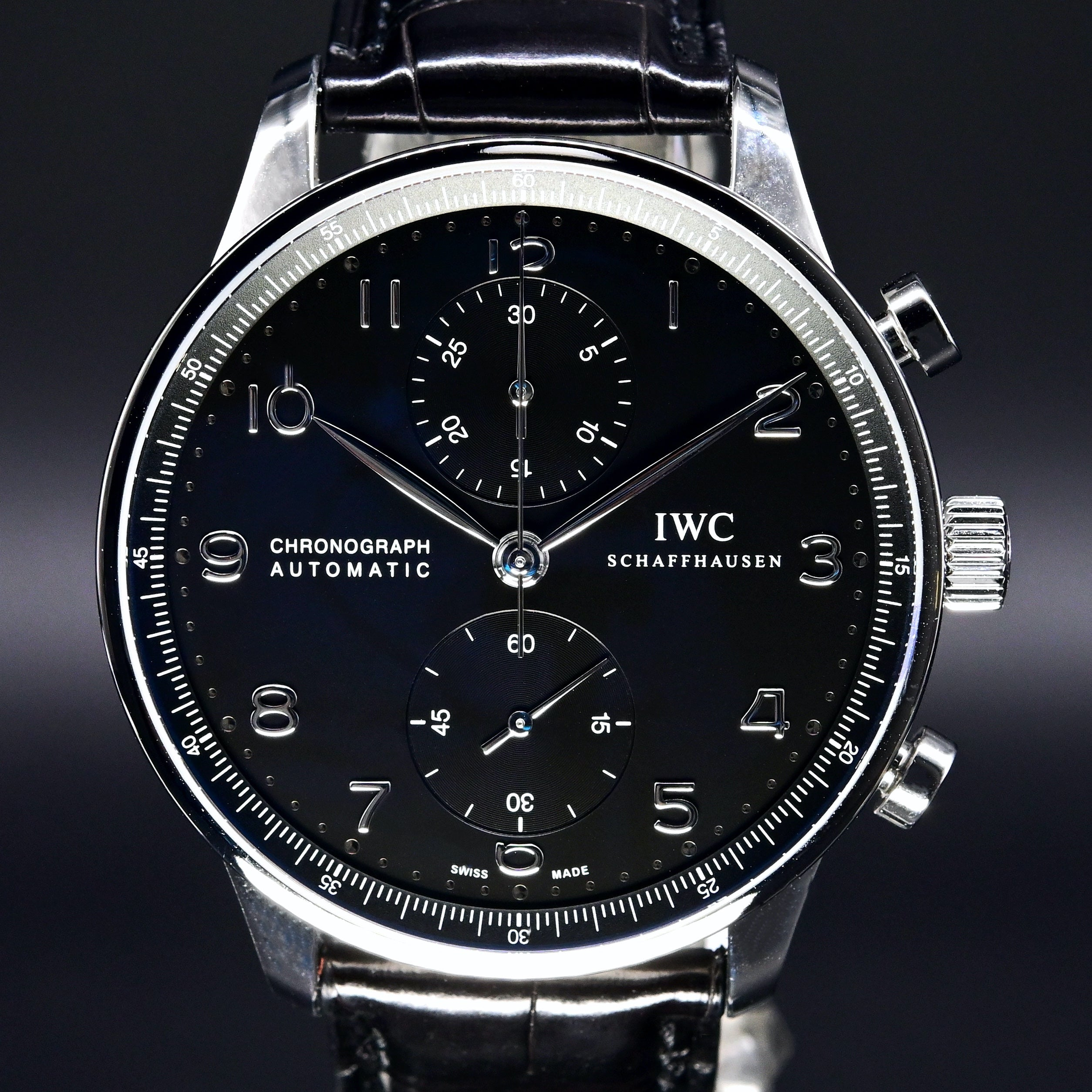 [Brand New Watch] IWC Portuguese Chronograph 41mm IW371447
