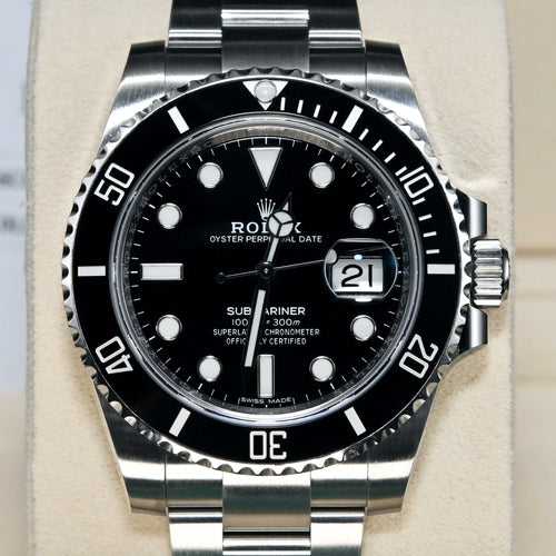 [Pre-Owned Watch] Rolex Submariner Date 40mm 116610LN (Out of Production)