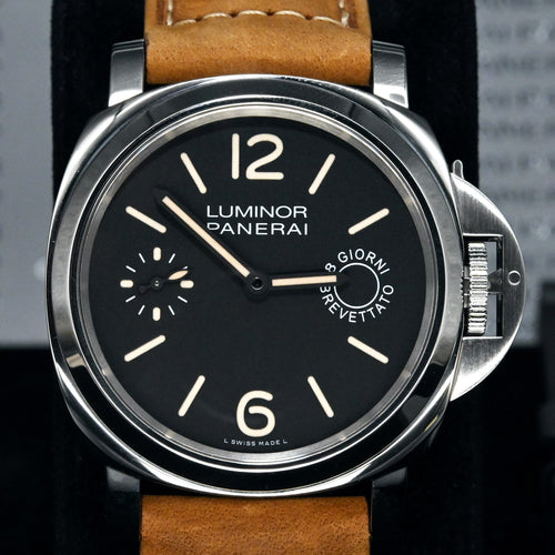 [Pre-Owned Watch] Panerai Luminor Marina 8 Days Acciaio 44mm PAM00590