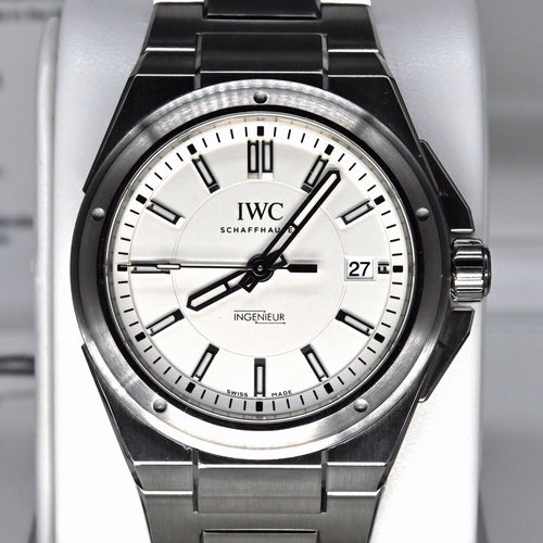 [Pre-Owned Watch] IWC Ingenieur Automotic 40mm IW323904 (Out of Production)