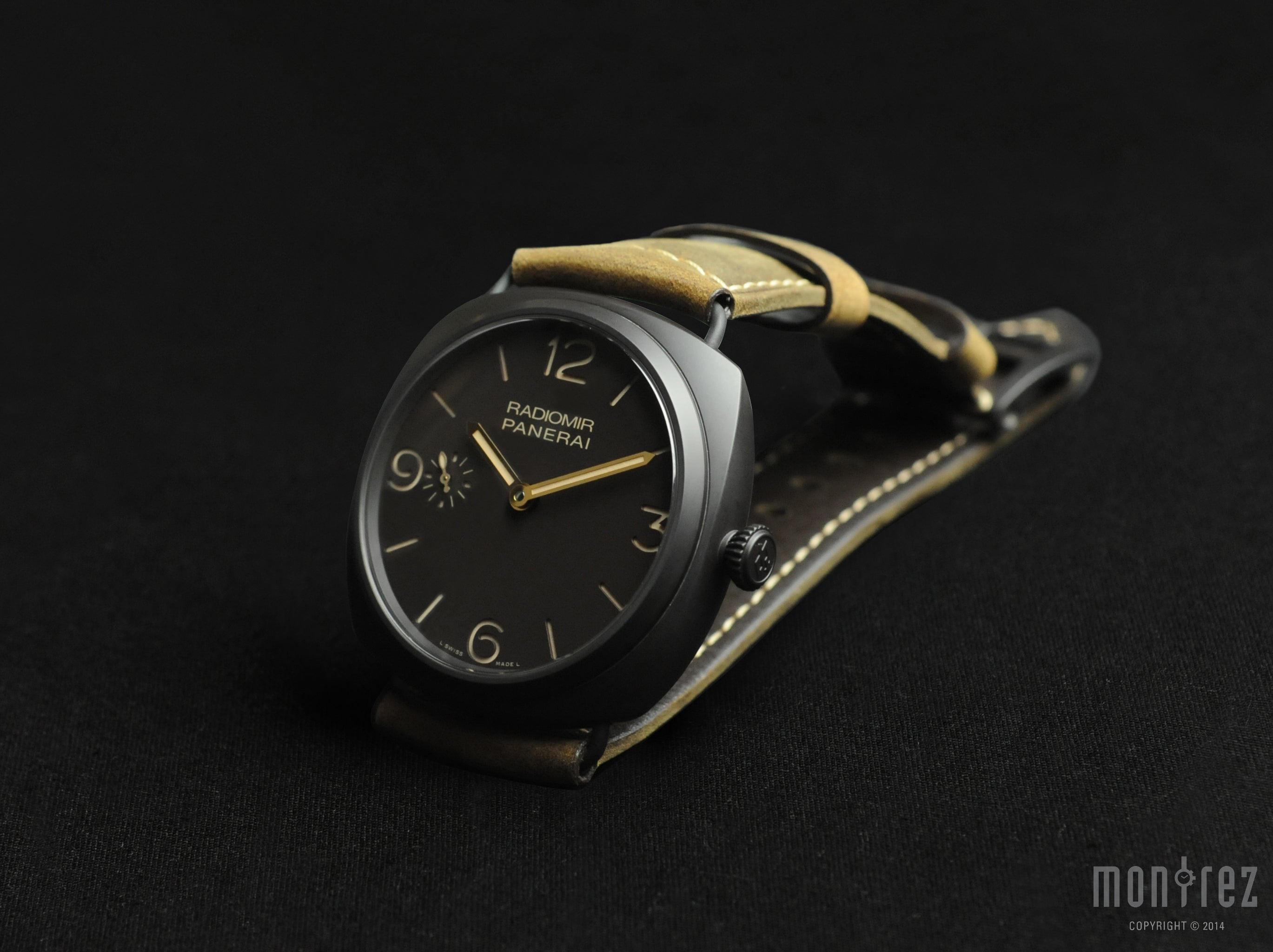 Panerai Radiomir Composite 3 Days 47mm PAM00504 (Out of Production)