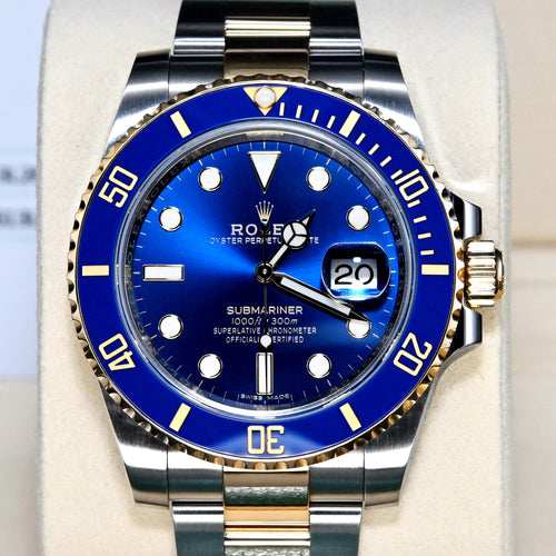 [Pre-Owned Watch] Rolex Submariner Date 40mm 116613LB (Out of Production) (888)