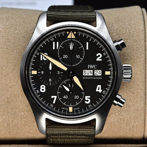[Pre-Owned Watch] IWC Pilot's Watch Spitfire 41mm IW387901