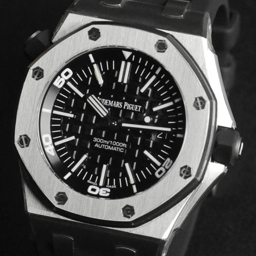 [Brand New Watch] Audemars Piguet Royal Oak Offshore Diver 42mm 15703ST.OO.A002CA.01 (Out of Production)