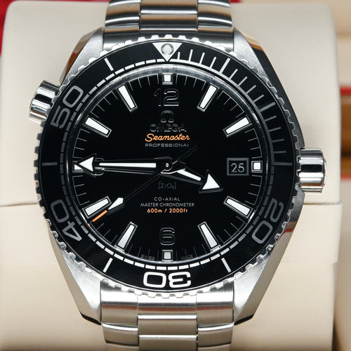 [Pre-Owned Watch] Omega Seamaster Planet Ocean 600m Co-Axial Master Chronometer 43.5mm 215.30.44.21.01.001