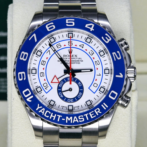 [Pre-Owned Watch] Rolex Yacht-Master II 44mm 116680 (Mark I) (Out of Production) (888)