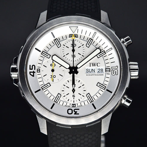 [Brand New Watch] IWC Aquatimer Chronograph 44mm IW376801