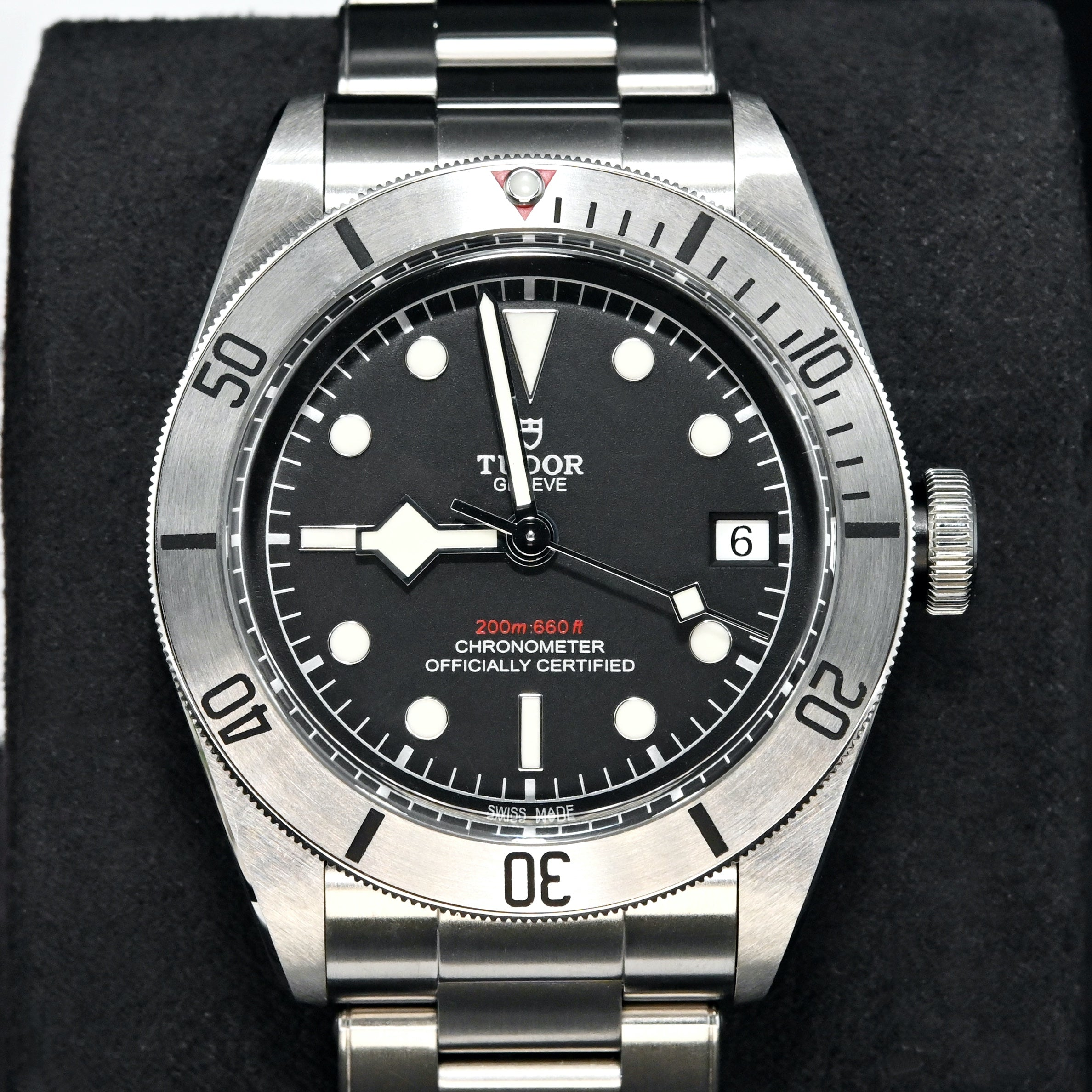 [Pre-Owned Watch] Tudor Heritage Black Bay 41mm 79730 (Steel Bracelet) (888)