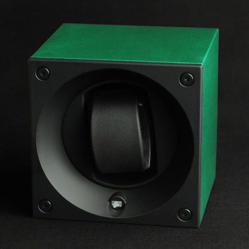 SwissKubik Aluminium Single Green SK01.AE007