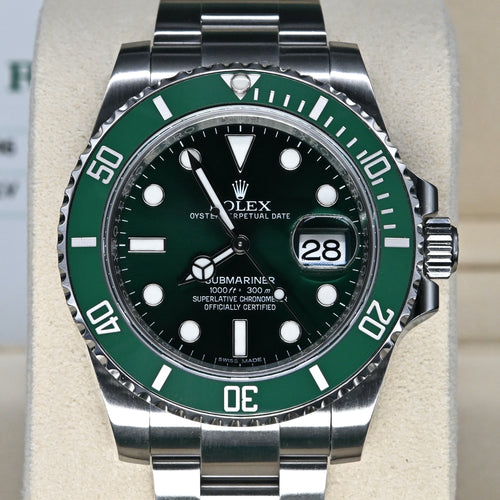 [Pre-Owned Watch] Rolex Submariner Date 40mm 116610LV (Out of Production) (888)