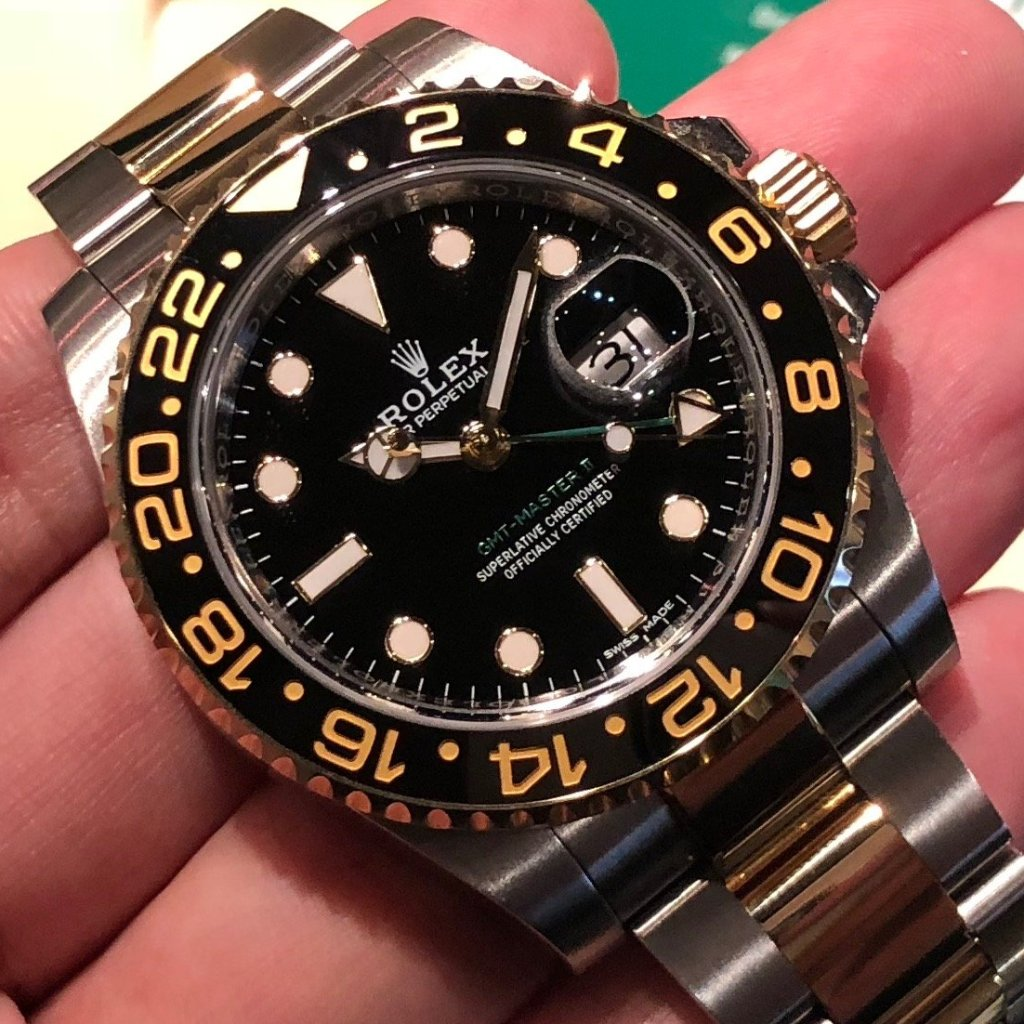 Rolex GMT-Master II 40mm 116713LN