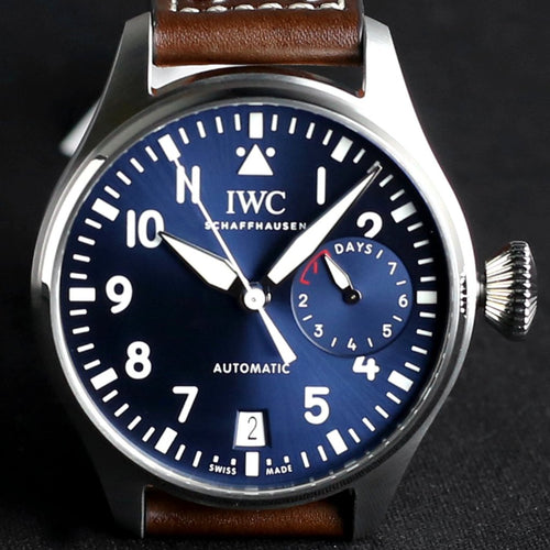 "[Brand New Watch] IWC Big Pilot's Watch Edition ""Le Petit Prince"" 46mm IW500916"
