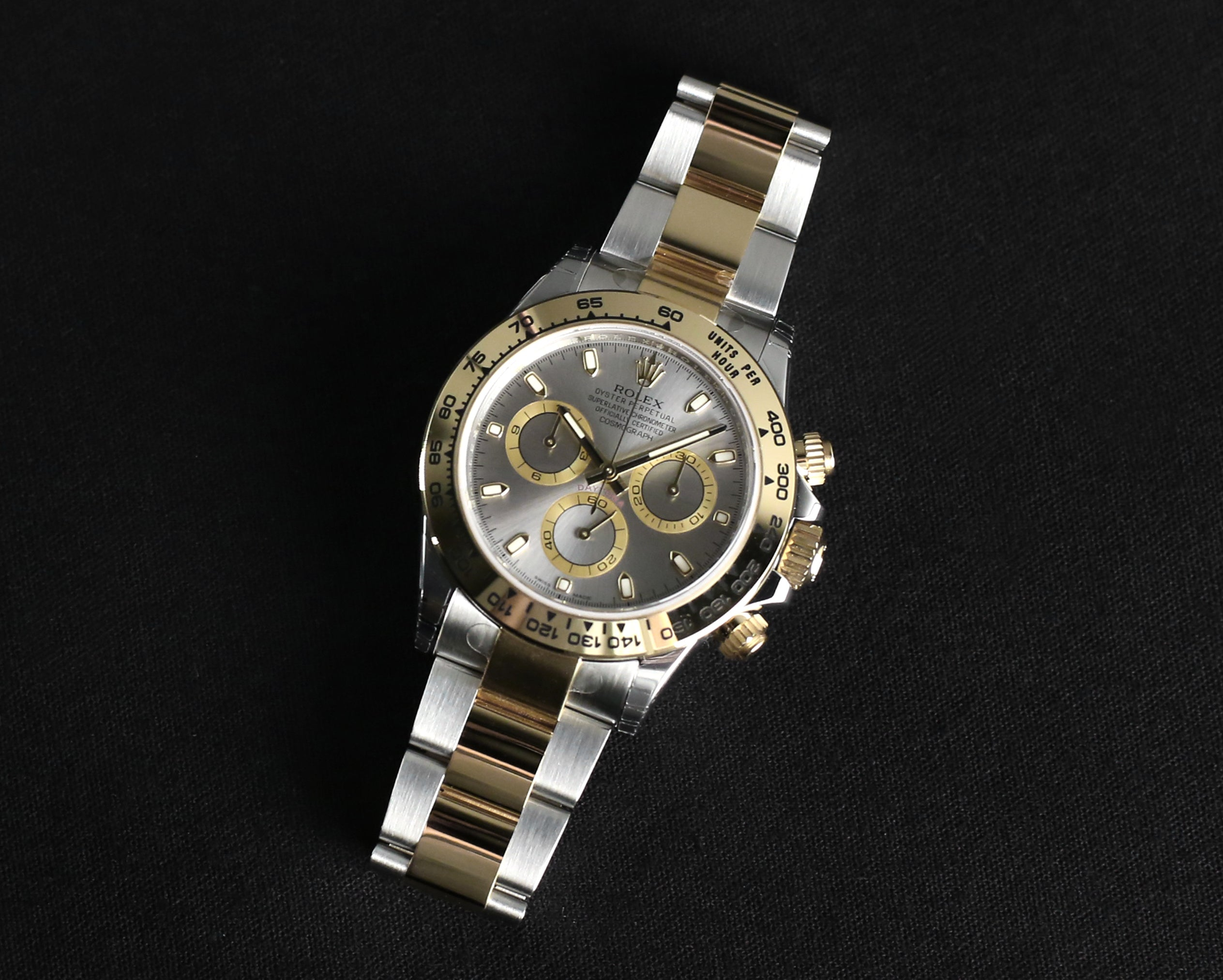 Rolex Cosmograph Daytona 40mm 116503 Silver Dial