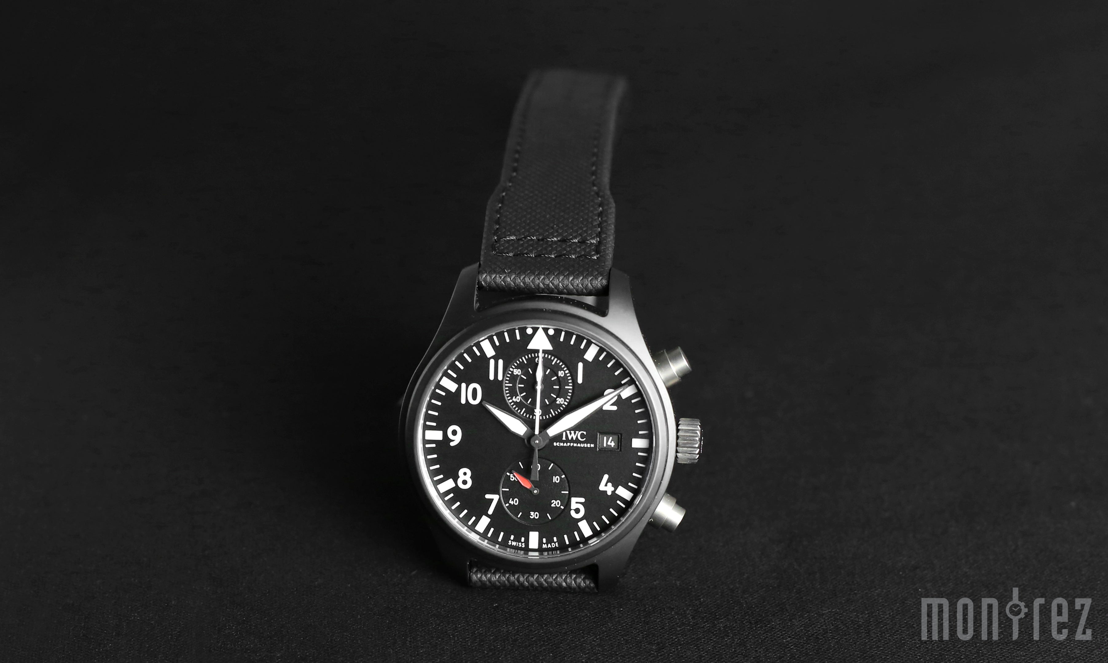 IWC Pilot's Watch Chronograph Topgun 44mm IW389001