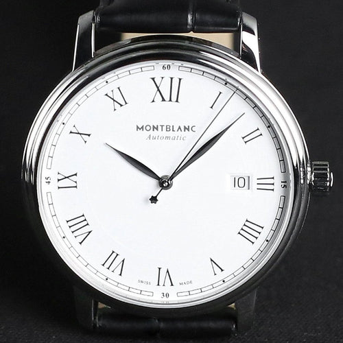 Montblanc Tradition Date Automatic 40mm 112609