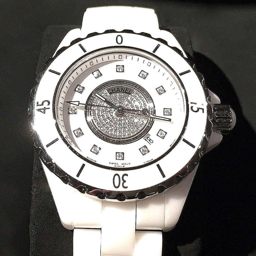 Chanel J12 White H2123 (Out of Production)