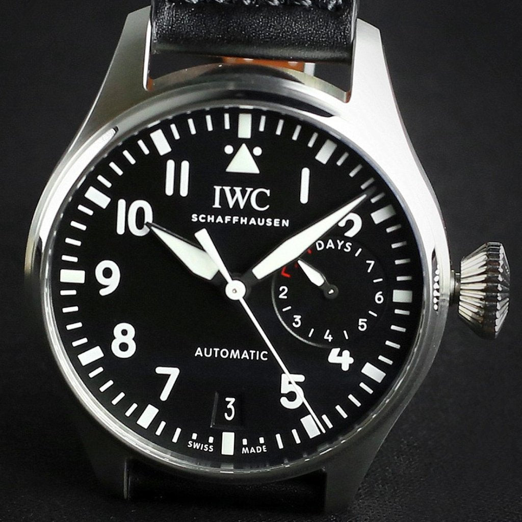 [Brand New Watch] IWC Big Pilot's Watch 46mm IW500912